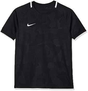 07642344cb7ff Nike Y Nk Dry Chalng II JSY SS Top de Manga Corta