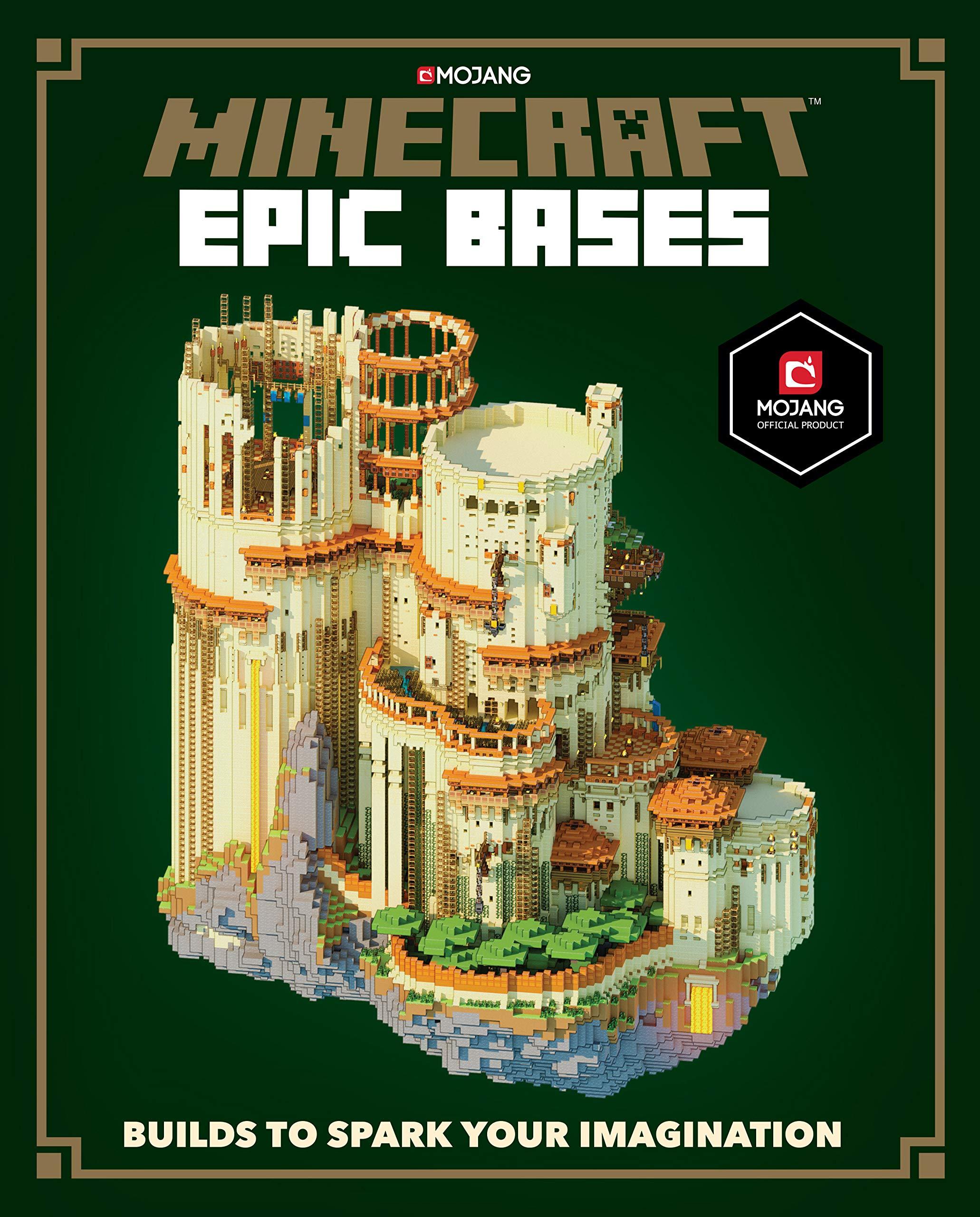 Minecraft: Epic Bases  Amazon.com.br