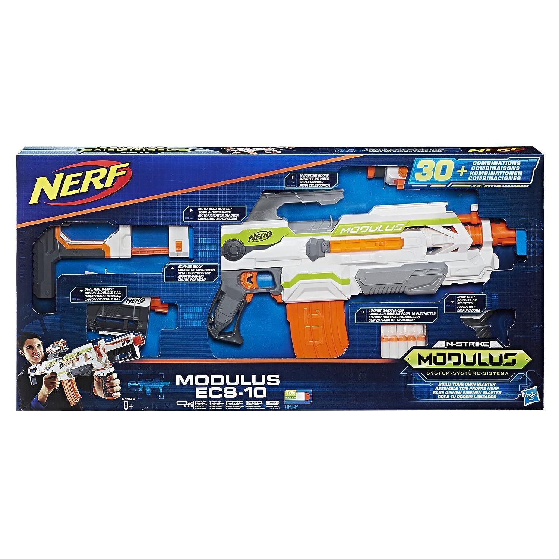 Nerf B1538EU6, Elite modulus ECS-10 Blaster Hasbro