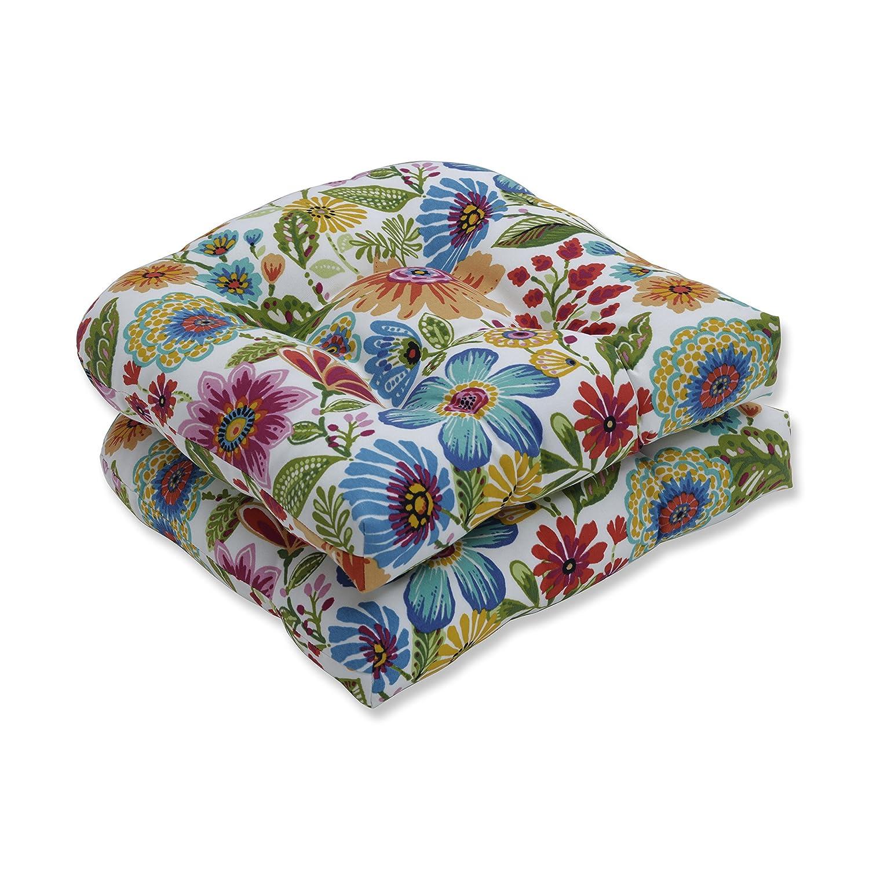 Pillow Perfect Indoor/Outdoor Gregoire Prima Wicker Seat Cushion (Set of 2) 19