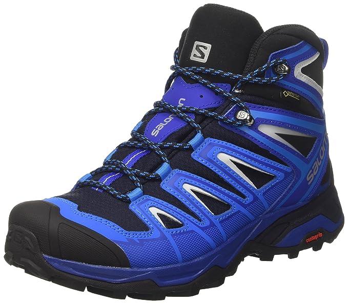 Salomon Hommes X Ultra 3 Chaussures De Marche Randonnée Noir Sport Outdoor