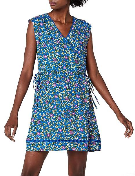 Pepe Jeans Mari PL952128, Vestido para Mujer, (Multi 0Aa), X-