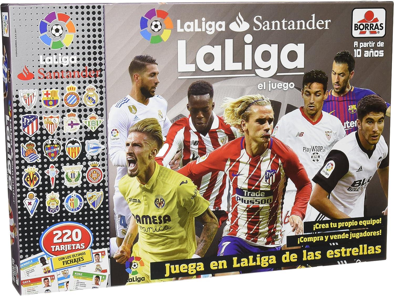 Educa Borrás-El Juego de la Liga de fútbol 2017-2018 (17439 ...