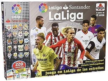 Educa Borrás-El El Juego de la Liga de fútbol 2017-2018 (17439)