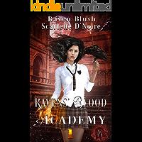 Ravens' Blood Academy 1: A Vampire Historia Paranormal Fantasy