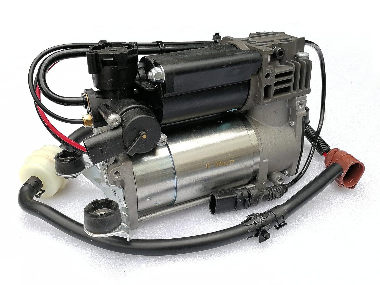 Bomba de Compresor de Suspensión de Aire para Audi A6 C6 4 F 2004 - 2011 OEM número 4 F0616005e 4 F0616005 F 4 F0616006 a 4 F0616005b OEM calidad garantía ...