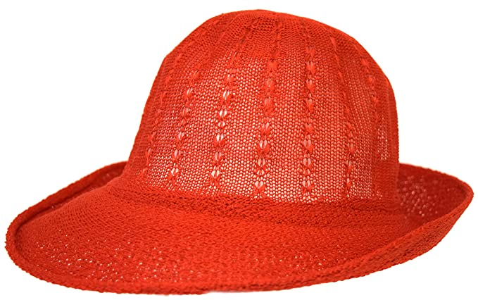 48fd446e75b Image Unavailable. Image not available for. Color  Red Light Weight Hat   Red  Hat Ladies Society