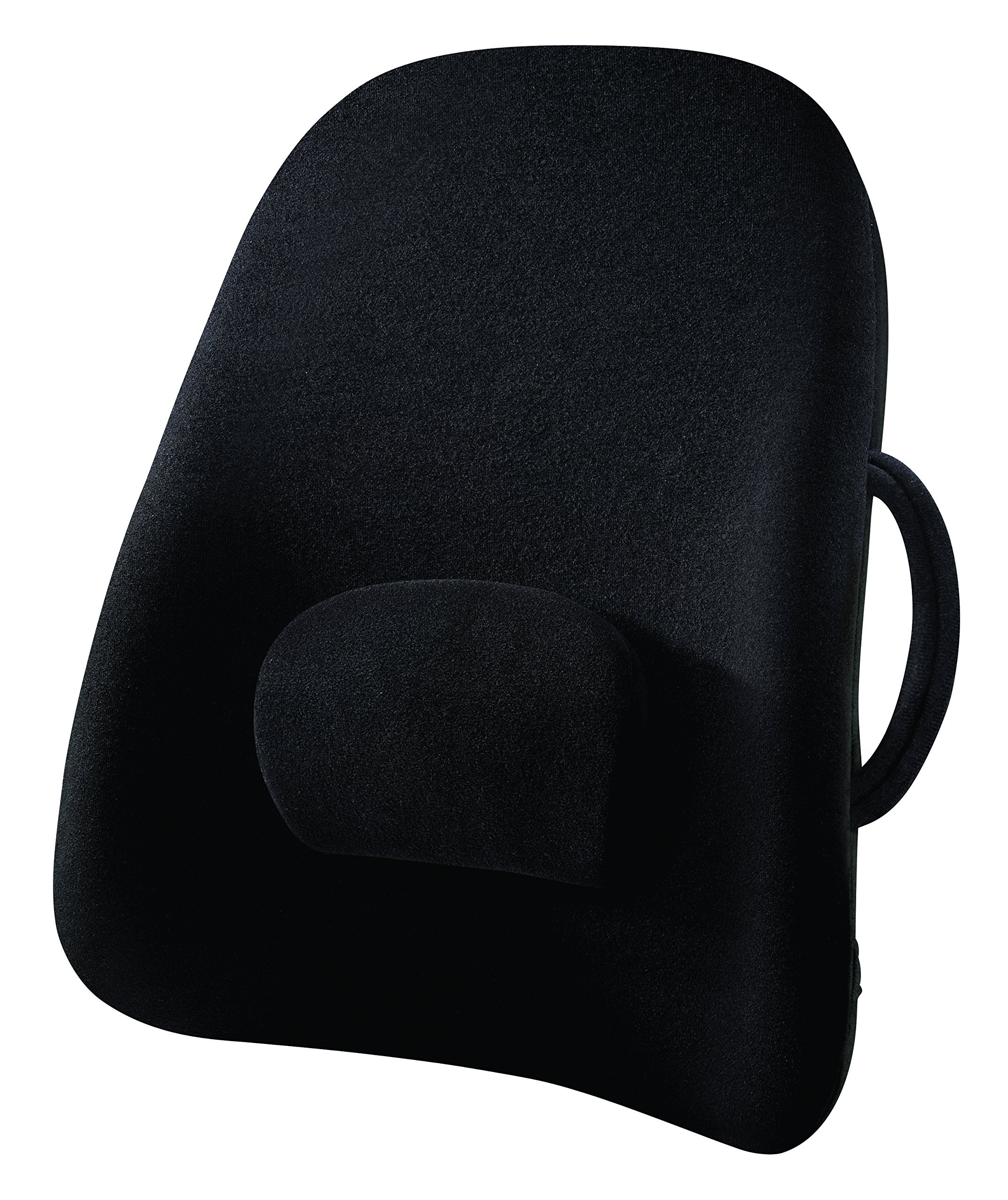 ObusForme Wideback Backrest Support Engineered For The Human Body, Removable & Adjustable Lumbar Support, Reduce Pressure On Your Back, Extra Wide For Broader Backs, S Shape Back Support by ObusForme
