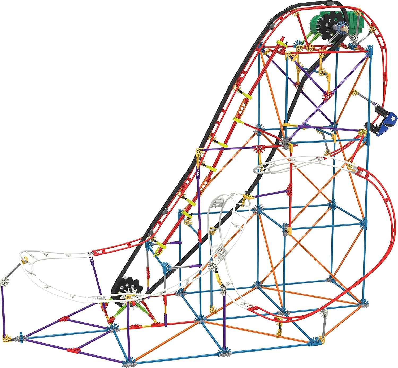 tienda de venta Azul K K K 'nex 33485 – Thrill Rides, Double Doom Roller Coaster  envío gratuito a nivel mundial
