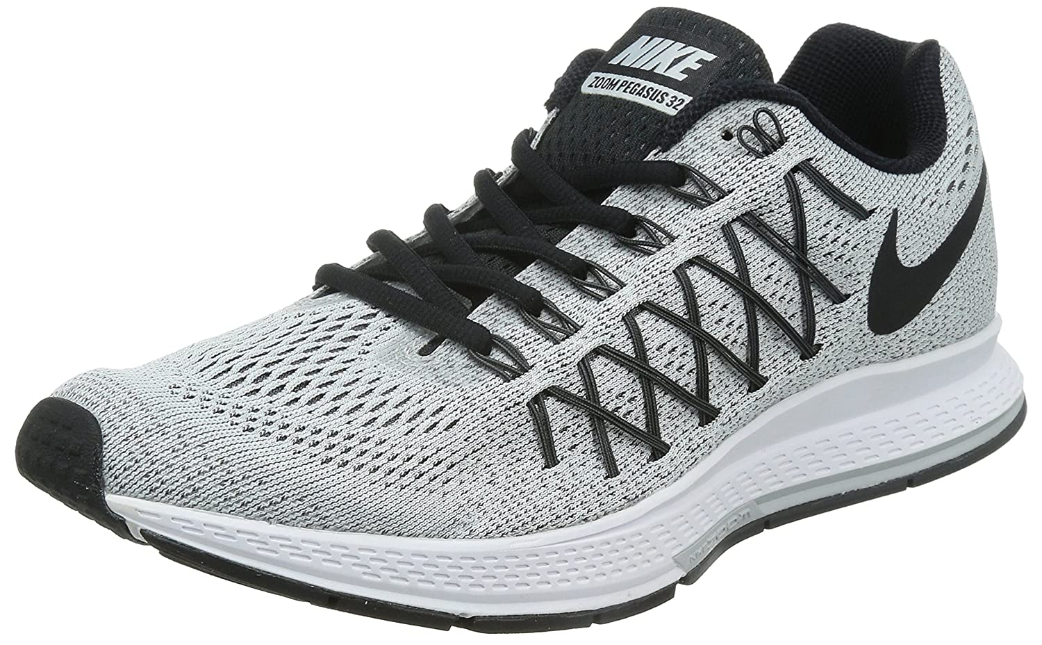 new style 0324a 7b061 Nike Air Zoom Pegasus 32, Men s Multisport Outdoor Shoes, Grey (Grey), 7.5  UK  Amazon.co.uk  Shoes   Bags