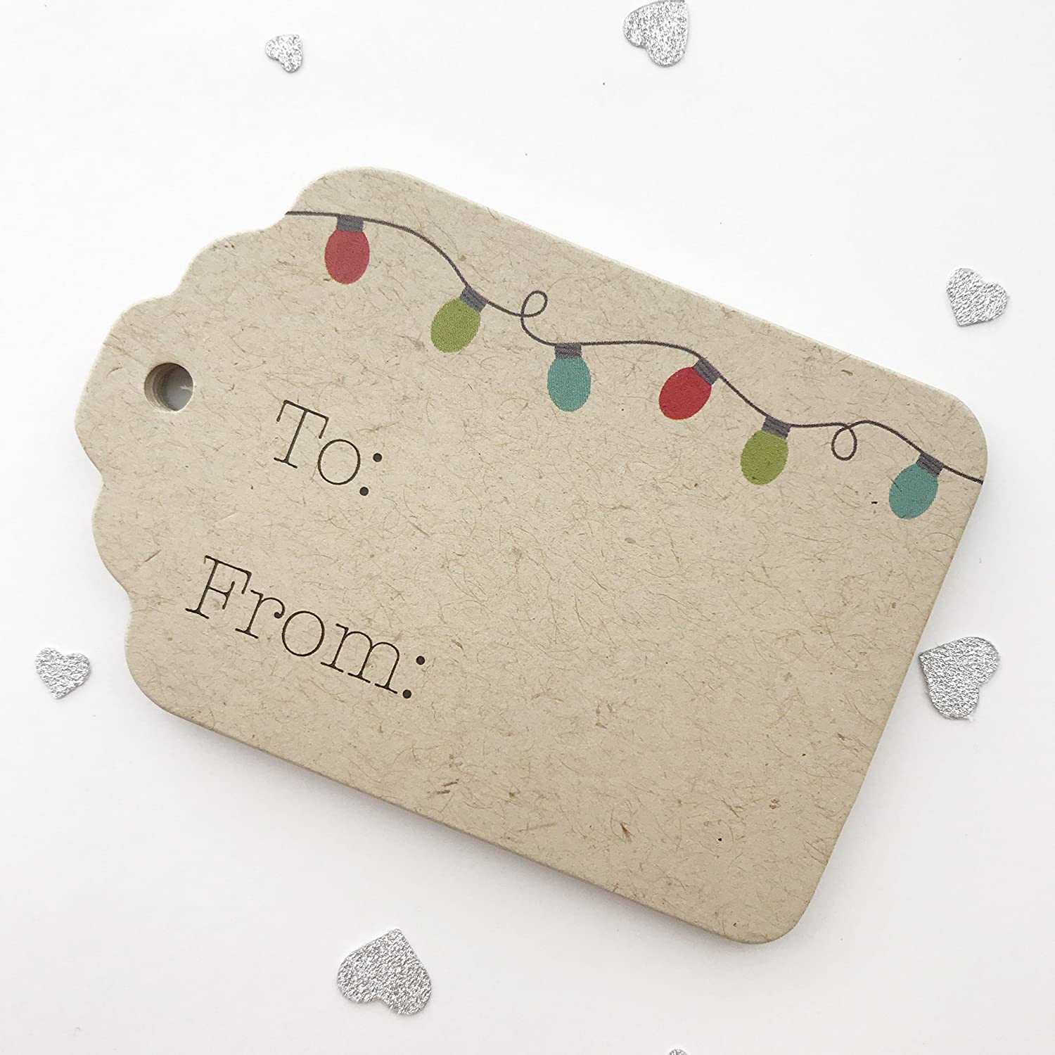 Merry Christmas Gift Tags Wrap ST 109 KR