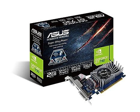 ASUS GT730-2GD5-BRK - Tarjeta gráfica (2 GB GDDR5, NVIDIA GeForce ...