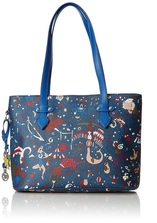 d882a7285a piero guidi Women's Tote Bag Blue Blue of Prussia 31 cm: Amazon.co.uk:  Shoes & Bags
