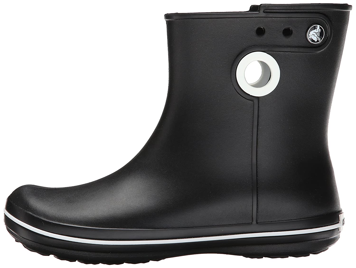 Amazon.com | Crocs Women's Jaunt Shorty Boot | Rain Footwear