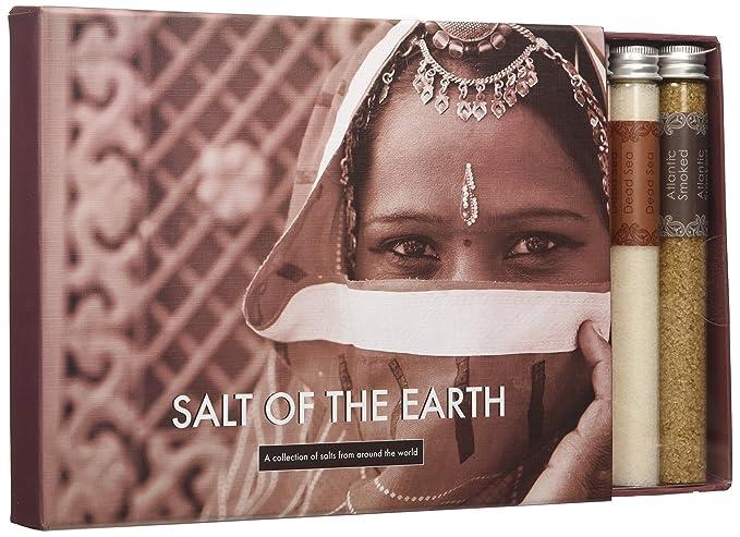 8 opinioni per Delizie dal Mondo Salt of The Earth Confezione Regalo- 472 gr