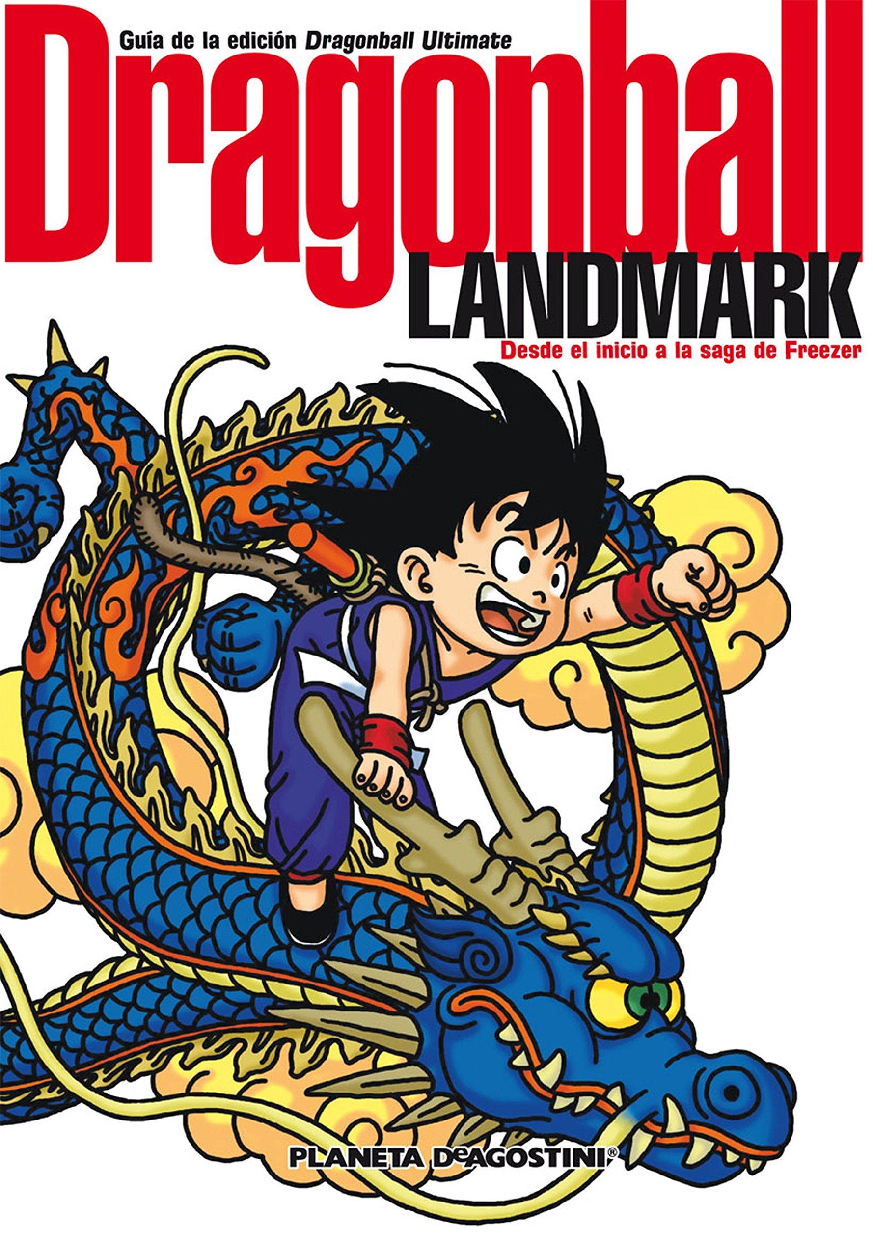 Dragon Ball Landmark (Manga Shonen): Amazon.es: Toriyama, Akira: Libros