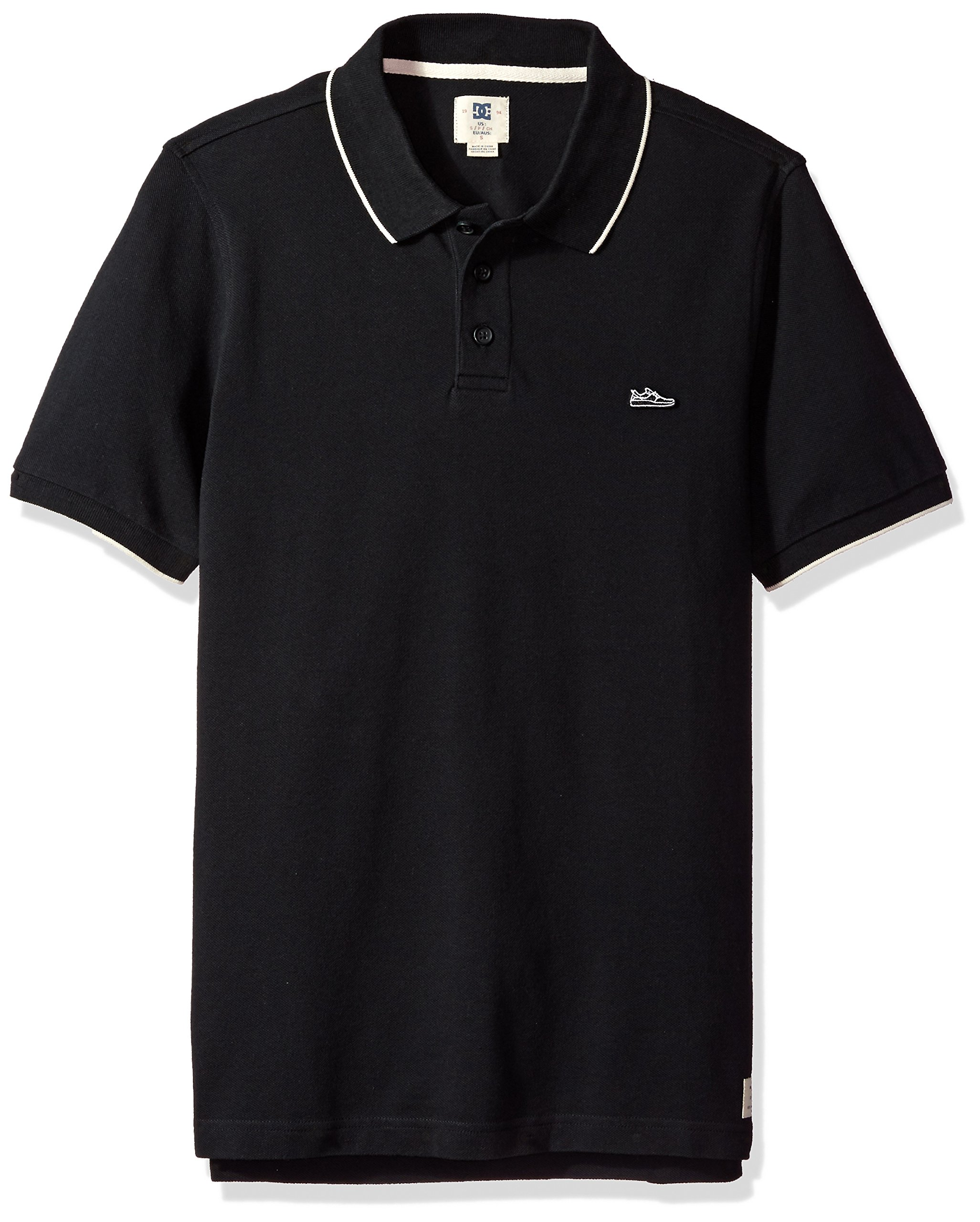 DC Men's Milnor Top, Black, Small by DC