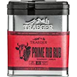 Traeger Grills SPC173 Prime Rib Seasoning and Bbq Rub