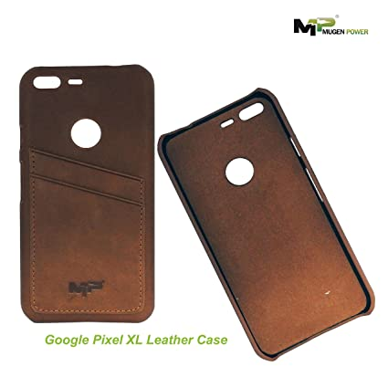 Amazon.com: Google Pixel XL, Funda de piel, Mugen Power ...
