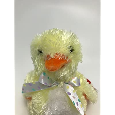 TY Beanie Baby - PEEPERS the Chick (BBOM March 2004): Toys & Games