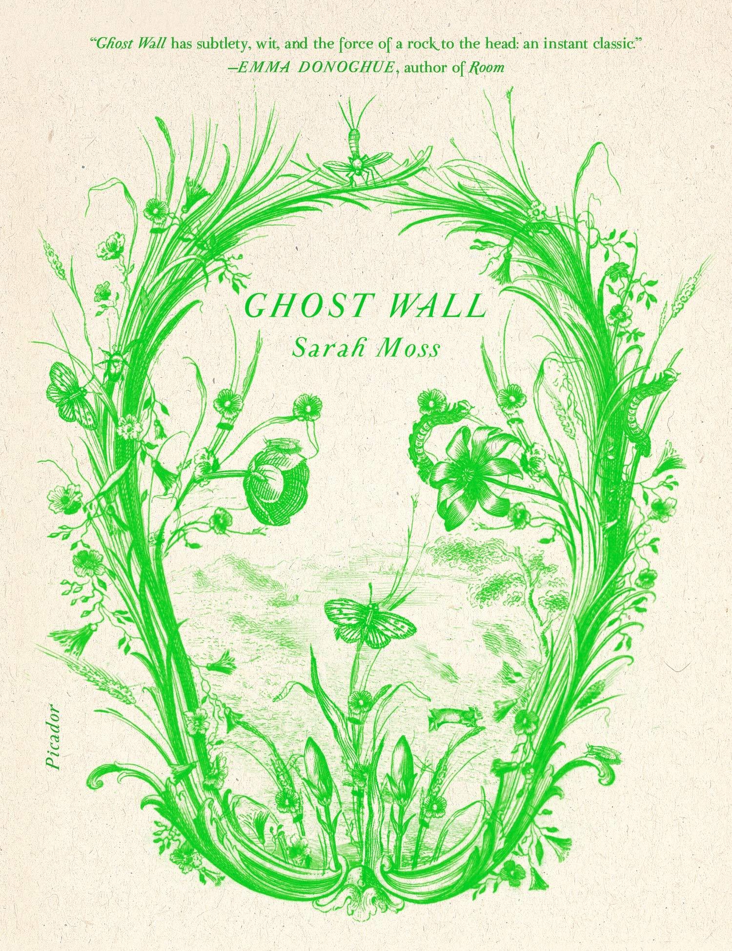 Ghost Wall: Amazon.es: Moss, Sarah, Moss, Sarah: Libros en