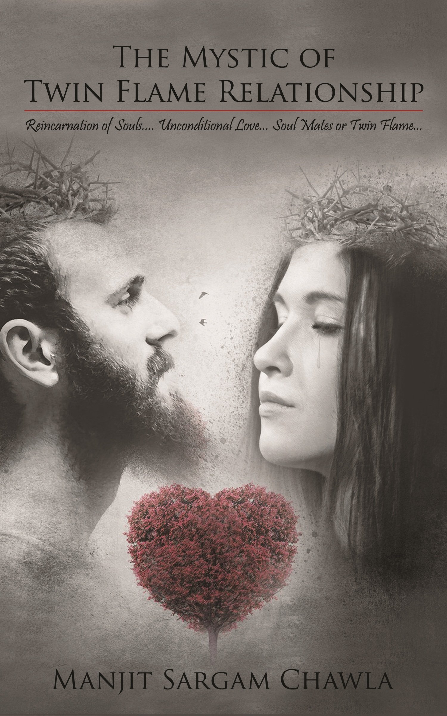 The Mystic of Twin Flame Relationship English: Amazon in