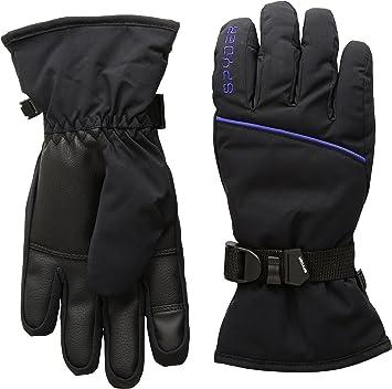 Black Sport World Blue Outdoor Active Gloves