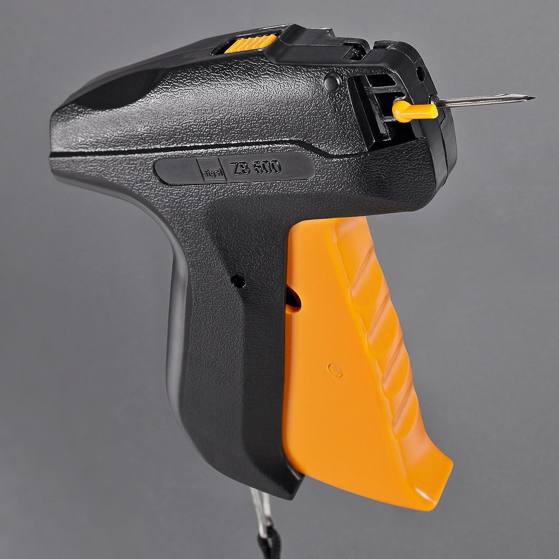 incoloro largo 25 mm Sigel ZB320 Hilos para pistolas de etiquetar 2000 udes.