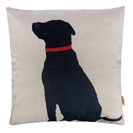 Table & Sofa Linens Hot Sale Dog Cushion Pillow Case Cover Decorative Pillows Pug Decorative Covers Linen Cotton For Sofa Golden Retriever Bohemian Throw Fixing Prices According To Quality Of Products