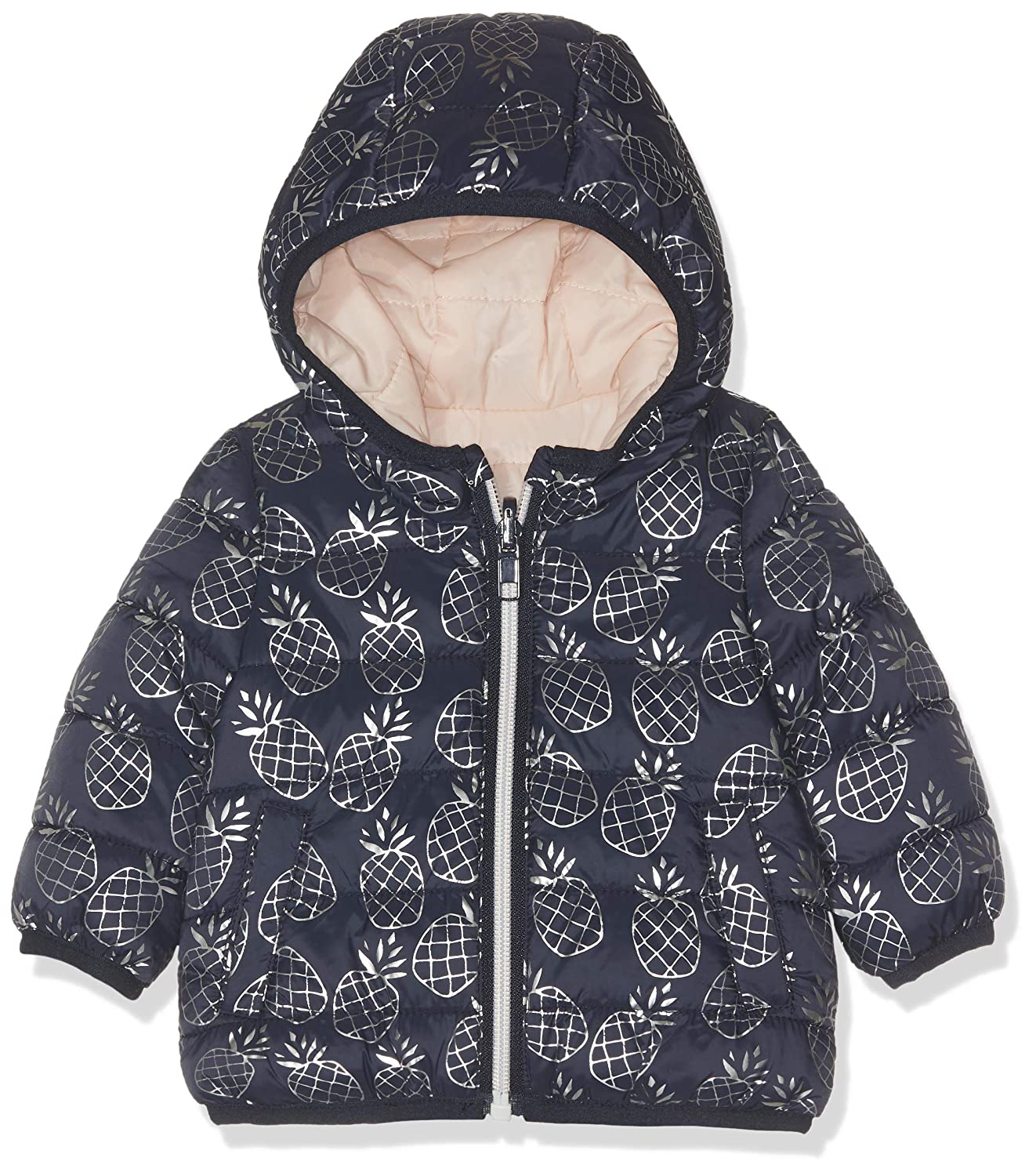 IKKS Junior Doudoune Reversible FACON MariniereNavy Print