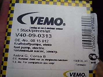 Vemo V40-09-0003 Kraftstoffpumpe