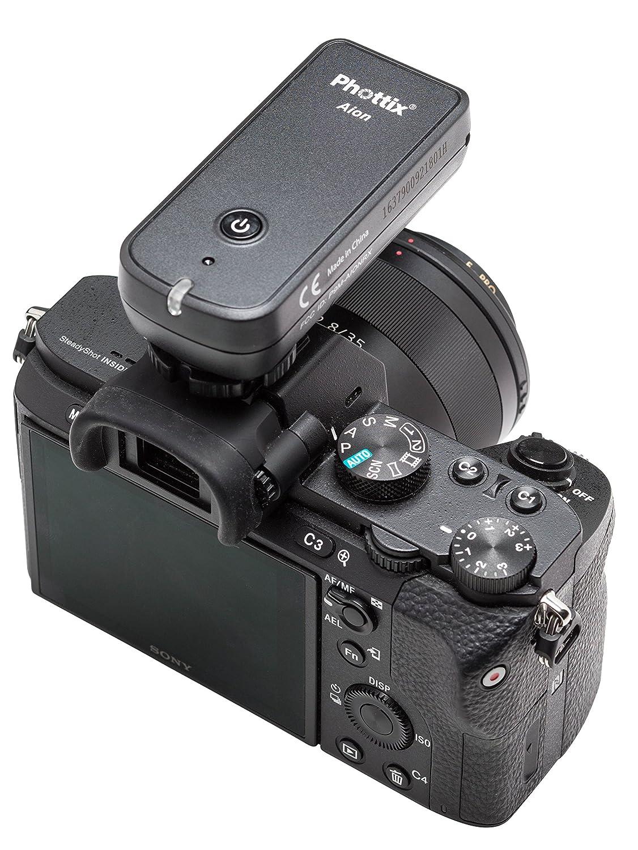 Black Phottix Aion Sony Wireless Timer//Shutter Release