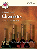 New A-Level Chemistry for OCR A: Year 2 Student Book