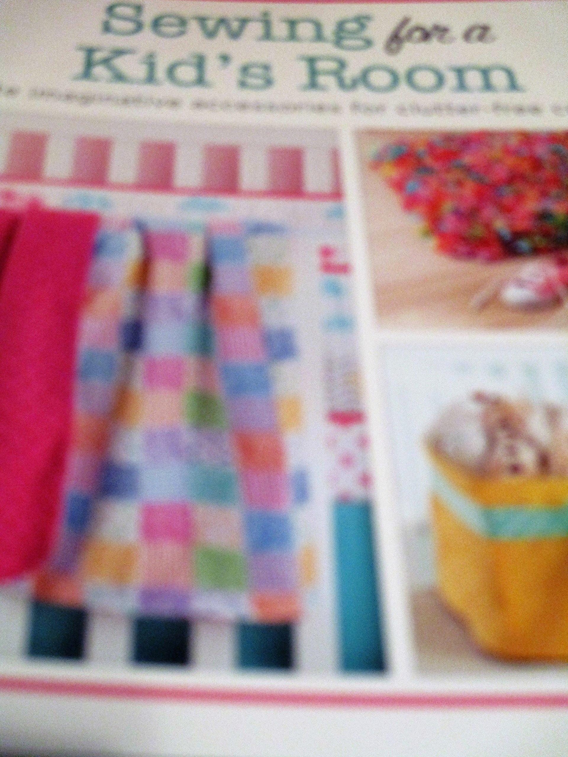 Read Online Sewing Kid's Room ... accessories pdf