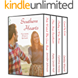 Southern Hearts: 2nd Edition: Four contemporary of Love Down South