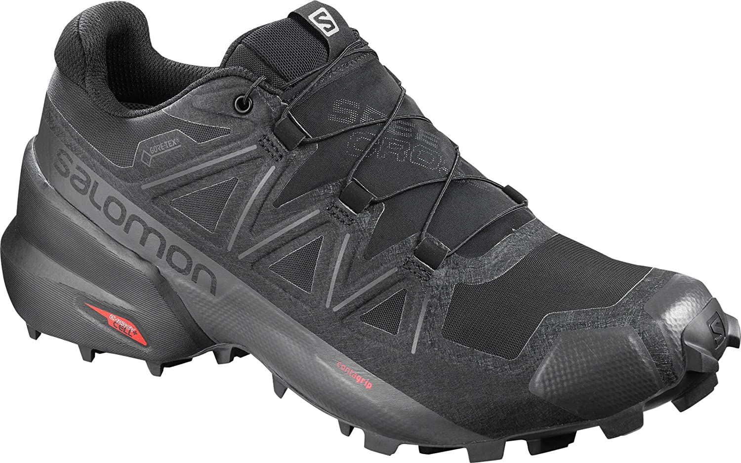 SALOMON Men s Speedcross 5 Trail Running Shoes