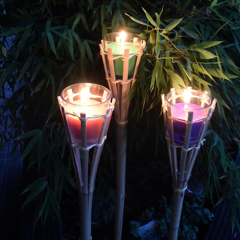 91TewhC0KaL._SL1500_ Stilvolle Warum Flackern Kerzen Im Glas Dekorationen