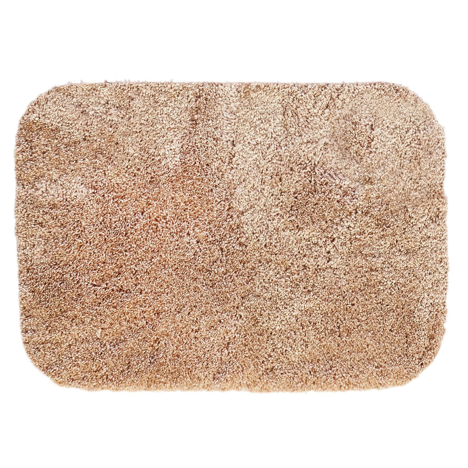 Mohawk Home Spa 1' 8'' x 2' 10'' Bath Rug in Sand