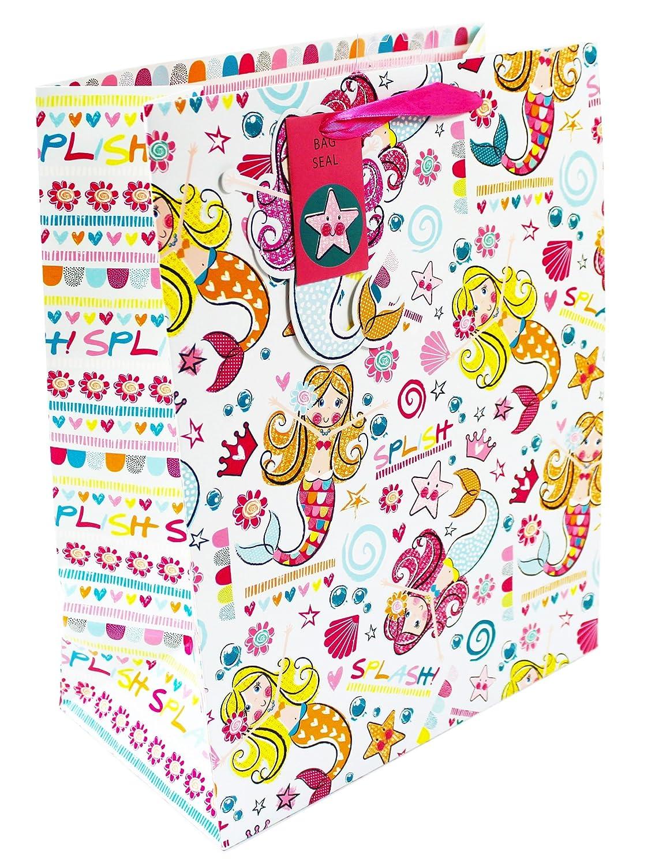 Bolsa de regalo de tamaño mediano para niñas, regalos ...