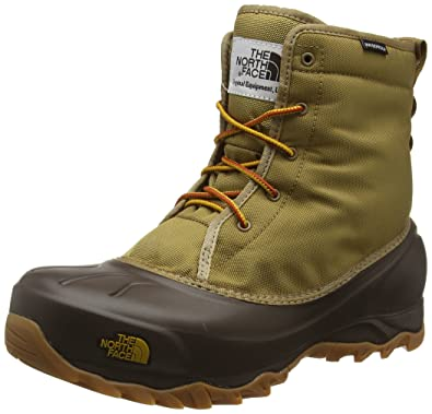 00e0c68286 THE NORTH FACE Men's Tsumuro High Rise Hiking Boots, (Utility Demitasse  Brown),