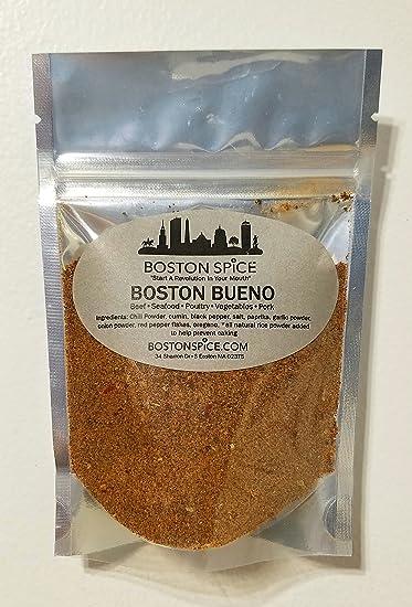 Boston Spice Boston Bueno suroeste del sudoeste EE.UU. mexicana Taco Fajita Quesadilla Burrito