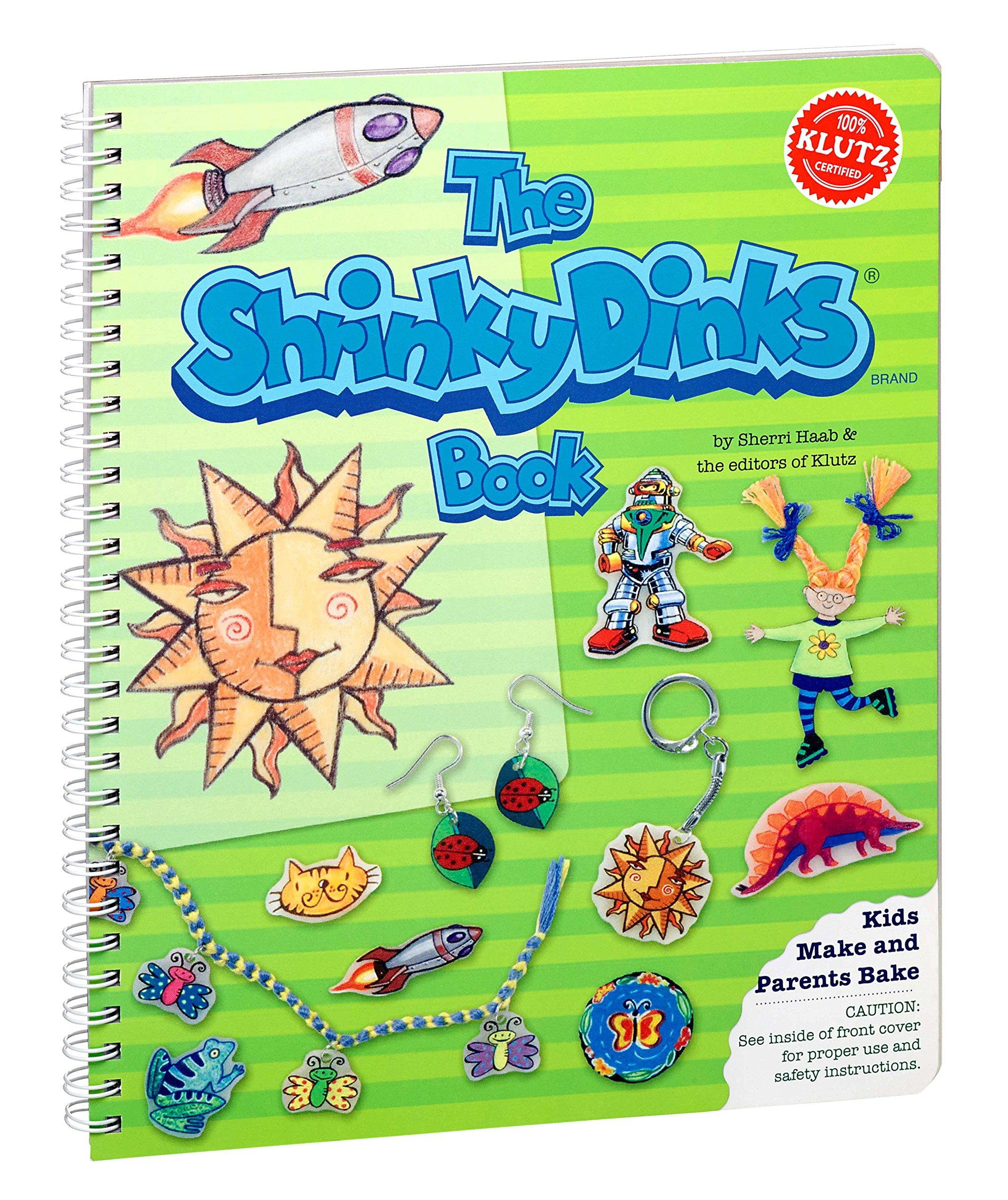 The Shrinky Dinks Book