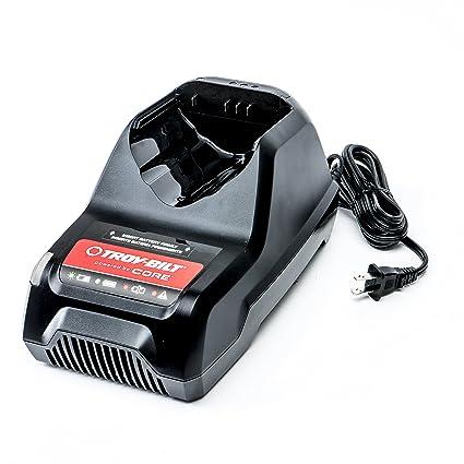Amazon.com: Troy-Bilt 490 – 280-y003 Core 4044 40 V 6 A Max ...