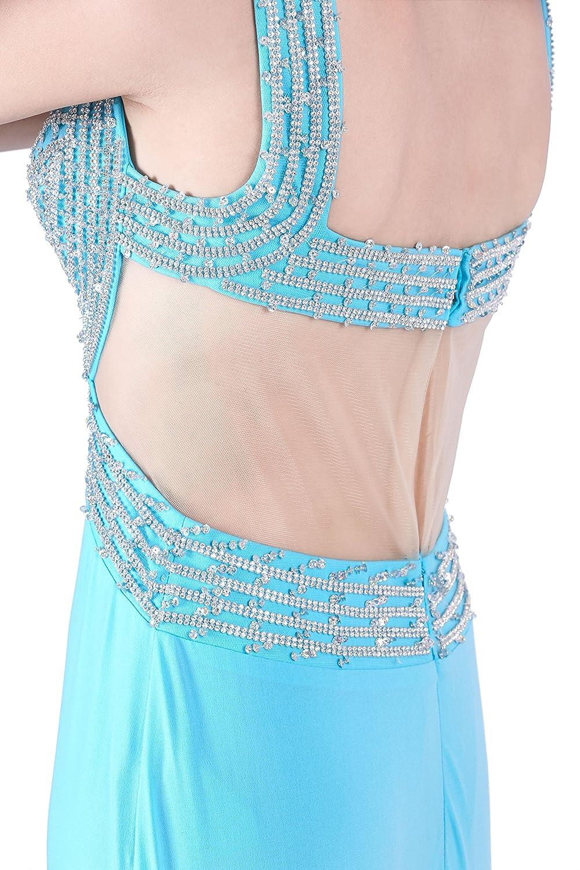 ... diamante cadena de la mujer formal de tul vestido de fiesta funda lentejuelas Jersey noche que llegue vacaciones vestidos: Amazon.es: Juguetes y juegos