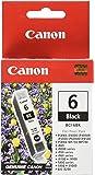 Tinte Canon BCI-6 Bk Schwarztintentank 15ml