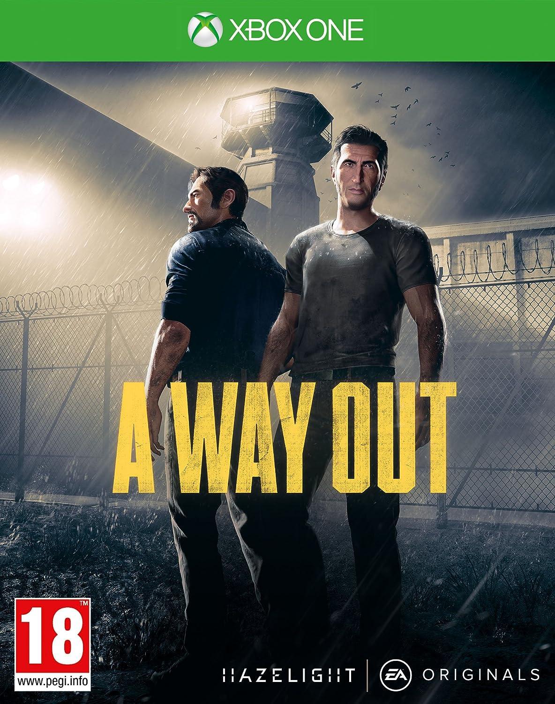 A Way Out - Xbox One [Importación inglesa]: Amazon.es: Videojuegos
