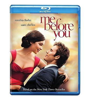 Amazoncom Me Before You Blu Ray Emilia Clarke Sam Claflin