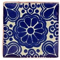 Azulejos Mexicanos Artesanales de Talavera de 5cm –