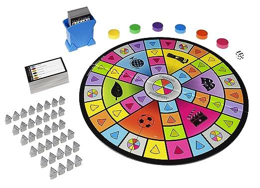 69 opinioni per Hasbro- Trivial Pursuit Party Gioco di società [Versione in Francese]