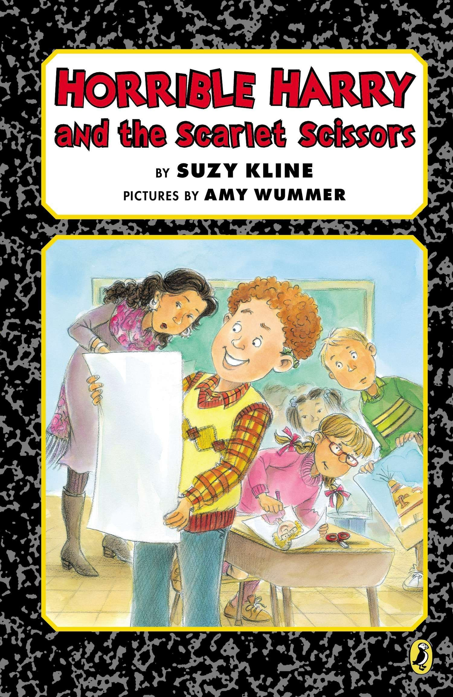 Download Horrible Harry and the Scarlet Scissors PDF